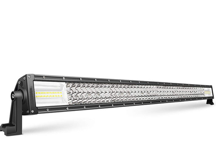 12 Voltage 783 Watt Curved LED Light Bar , High Power LED Driving Lights