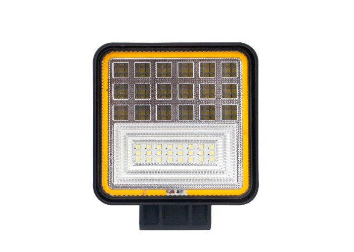 48 Watt 12 Volt LED Work Light Bar , Spot Flood LED Light Bar 6000 Lumen